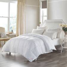 Down Feather Comforter 100 Cotton Feather Down Comforters U0026 Bedding Sets Ebay