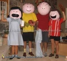 Charlie Brown Costume Coolest Homemade Charlie Brown Costume Ideas