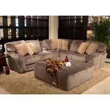 Sectional Sleeper Sofa Plush Sectional Sofas Tourdecarroll Com