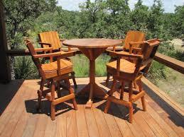 curved seat bar patio furniture easy create western bar patio