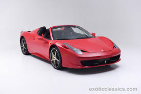 Ferrari 458 Coupe - 2014 ferrari 458 spider exotic and classic car dealership