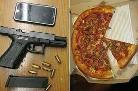 Pizza Hut Cops Shame Idiot S Sad Attempt To Rob Pizza Hut Driver New York Post