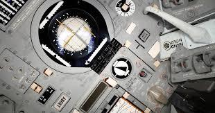 Lunar Module Interior Inside Apollo 11 Astronaut Graffiti Reveals Insights On Life In
