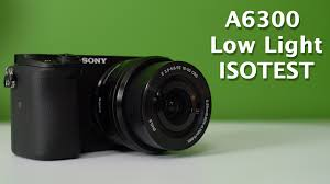 sony low light camera sony a6300 low light 4k iso test the tech ninja s