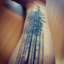 75 best tree images on forest tattoos tree tattoos