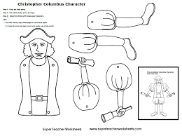 christopher columbus passage and organizer freebie 3rd grade