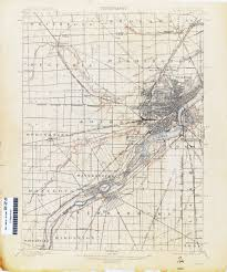 Ohio Highway Map by