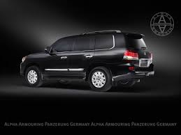 lexus lx acceleration vehicle details alpha armouring