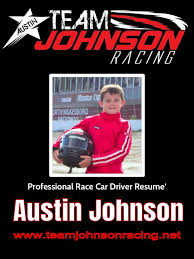 Car Driver Resume Austin Johnson Driver Resume U0027 2016 2017