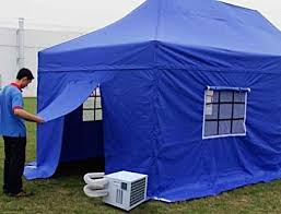 air conditioned tent best 25 tent air conditioner ideas on small air