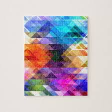 Cmyk Color Spectrum Puzzle Color Spectrum Jigsaw Puzzles Zazzle Com Au
