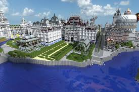 World Of Keralis Map by Imperial City Minecraft Project Minecraft Building Ideas
