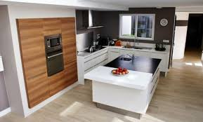 cuisine 2m déco cuisine lineaire avec ilot 72 aixen provence cuisine
