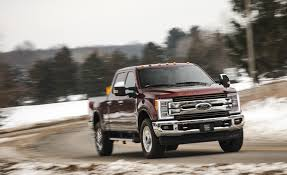 2018 ford f series super duty in depth model review car and driver