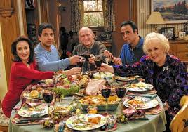 which tv family will you be spending thanksgiving with
