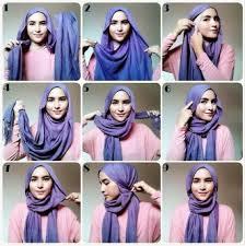 tutorial hijab pashmina tanpa dalaman ninja tutorial hijab selendang segi empat tanpa dalaman ciput png 331 332