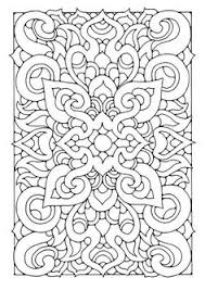 abstract coloring pages bestofcoloring com