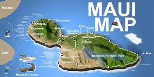 Black Sand Beaches Maui by Maui Island Map Driving Beaches Haleakala Hana Kaanapali U0026 More
