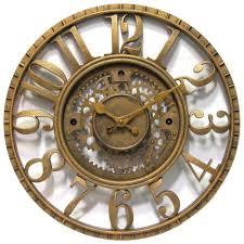 clock rustic table clock large barnwood clock hobby lobby table