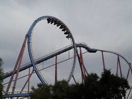 Six Flags Magic Mountain by Six Flags Magic Mountain Park Update 1 12 14 California Coaster