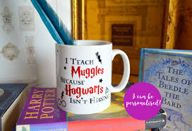 i teach muggles because hogwarts isn u0027t hiring mug