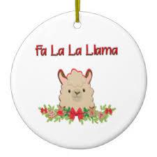 llama ornaments keepsake ornaments zazzle