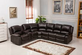 leather corner recliner sofa valencia leather recliner corner sofa with drinks console shiny