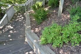 Tiered Backyard Landscaping Ideas Tier Landscape Design Landscape Beach Style With Lawn Black