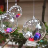 wholesale christmas ornaments clear balls uk free uk delivery on