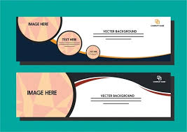 style education theme banner templates free vector download