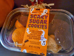 Sugar Cookie Halloween by What U0027s Good At Trader Joe U0027s Trader Joe U0027s Scary Sugar Cookies