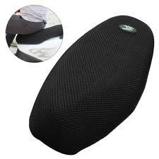 3d thick air mesh motorcycle seat cover stretchy breathable saddle