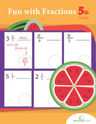 multiplying fractions education com