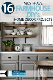 how to paint kitchen cabinets farmhouse style painted furniture ideas 16 quintessential farmhouse diy