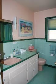 color marie in praise of 1950 u0027s bathrooms