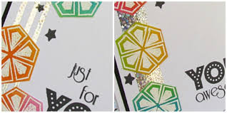 deco foil clear embossing with deco foil catherine pooler designs