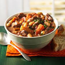 wintertime braised beef stew recipe taste of home