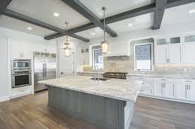 traditional kitchen with glass panel kitchen island zillow