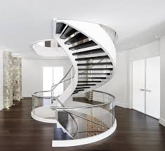 Curved Stairs Design Moden Indoor Prefabricated Steel Glass Curved Stairs Design Buy