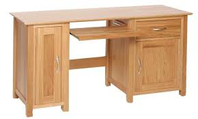 Oak Computer Desk With Hutch by Oak Computer Desk For Home Office