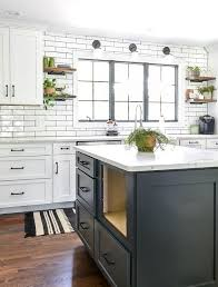 kitchen cabinets open floor plan open floor plan kitchen renovation reveal before and after