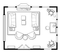 Floor Plan Shower Symbol Floorplans That Encourage Intimate Conversation U2022 Inner Visions