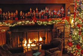 fireplace room envy part 7 christmas mantelpiece decorations