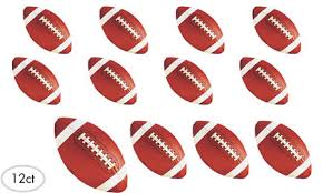 football wrapping paper football party supplies party city