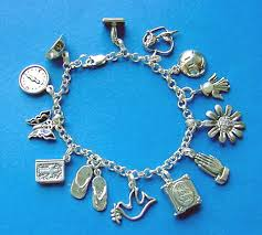 charm bracelet silver charms images Jewelry by rhonda sterling silver charm bracelets great gift JPG