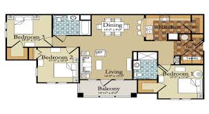 Home Plans And Cost To Build by Modern 3 Bedroom House Plans