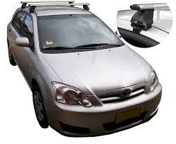 2010 toyota corolla roof rack toyota corolla hatchback roof racks sydney