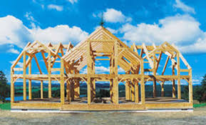 Post And Beam Home Designs Home Design - Post beam home designs
