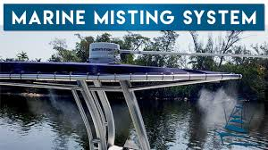 Homemade Outdoor Misting System by 2411 Marine Misting System Youtube