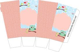 bird and owl free printable mini kit is it for parties is it